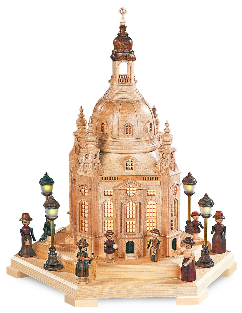 Frauenkirche Dresden, groß