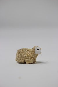 Schaf liegend 2