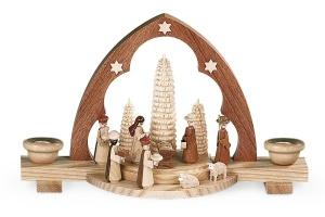 Schwibbogen Christi Geburt