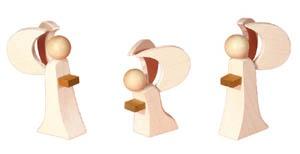 Modern Line Krippen, Krippenfiguren und Stehlen