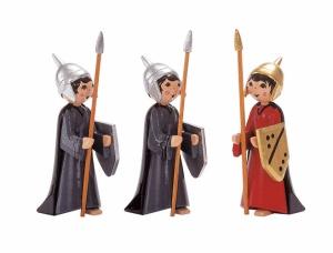 Soldaten des Herodes, 7 cm,