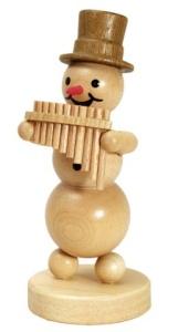 Schneemannmusikant