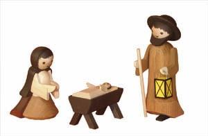 Heilige Familie, 13 cm,