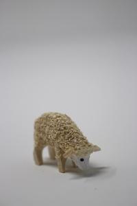 Schaf fressend 2