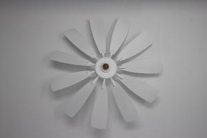 Wingwheel complete white