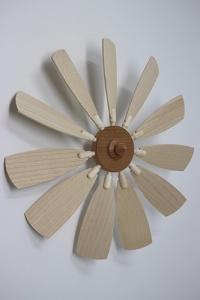 Wingwheel complete