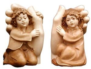 Schützende Hände 12 cm
