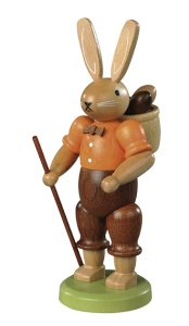 Easter bunny, male, small