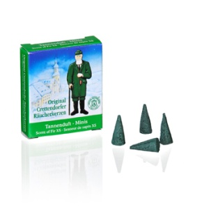 Crottendorfer Mini-Räucherkerzen