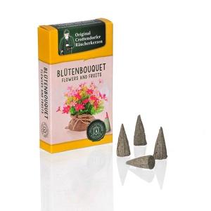 Crottendorfer Räucherkerzen- Flower&Fruits