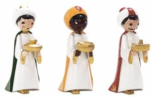 Heilige 3 Könige, 7 cm,