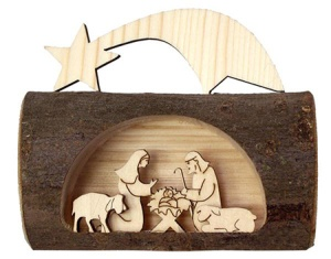 Nativity Scenes, simple