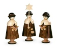 Carolers, 3 figurines, large,