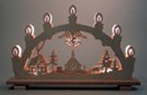 Candle Arch, small