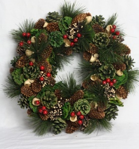 Wreaths for Wall or Door