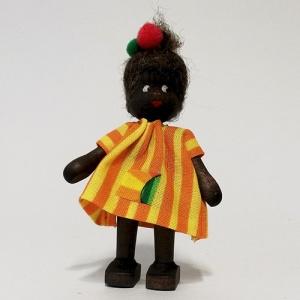 Mädchen aus Afrika