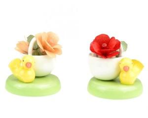 Zwei Rosenkörbchen