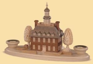 Candleholder, historical