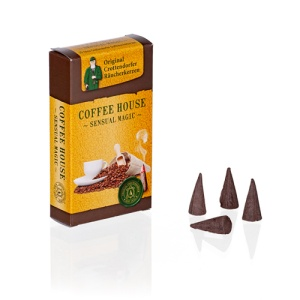 Incense Cones Coffee & Chocolate