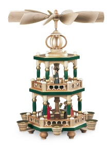 Pyramid Christmas story,