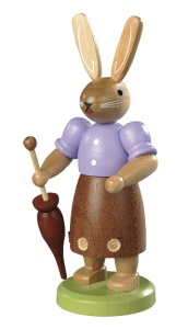 Easter bunny, female, small