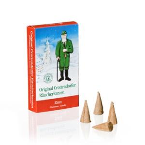 Crottendorfer Räucherkerzen- Weihnachtsdüfte
